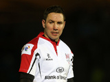 Ulster fly-half Paddy Wallace in action on February 22, 2013