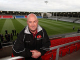 Salford City Reds head coach Phil Veivers on December 22, 2011