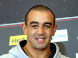 Sam Soliman poses during a press conference on January 28, 2013