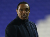 Blackpool boss Paul Ince on the touchline during the match against Birmingham on March 5, 2013