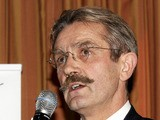 Deputy Chairman of the European Professional Football Leagues Frederic Thiriez on September 17, 2009