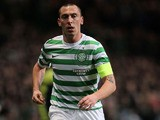 Celtic captain Scott Brown during a game on February 22, 2013