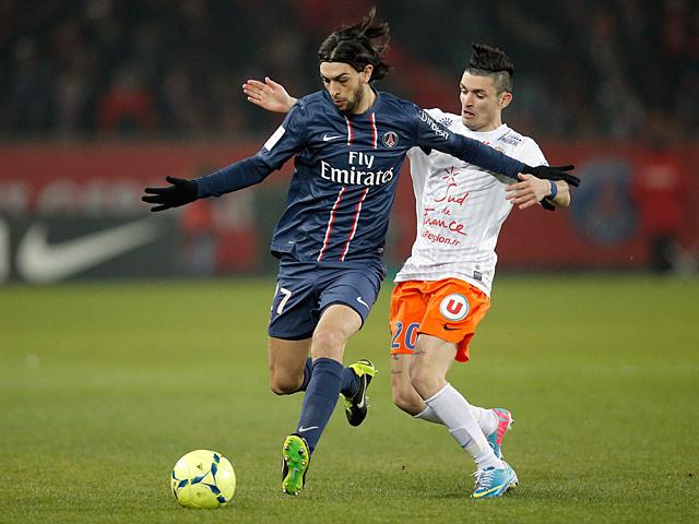Result: Paris Saint-Germain edge past Montpellier - Sports Mole