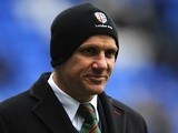 London Irish coach Brian Smith on February 24, 2013