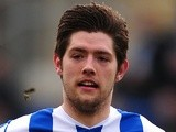 Ipswich's Anthony Wordsworth when playing for Colchester on March 12, 2011