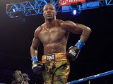 Heavyweight boxer Deontay Wilder in action on December 15, 2012