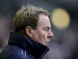 QPR manager Harry Redknapp during his side's match against Everton on April 13, 2013