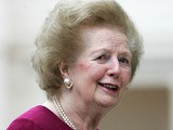 Margaret Thatcher on March 8, 2008