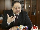 Arsenal stakeholder Alisher Usmanov photographed in December 2004
