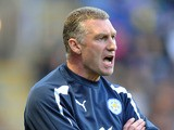 Leicester City manager Nigel Pearson during the Championship match against April 26, 2013