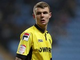 Tranmere Rovers player Max Power during the League One clash against Coventry City on January 16, 2013