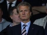 Rangers chairman Alistair Johnston on May 9, 2010
