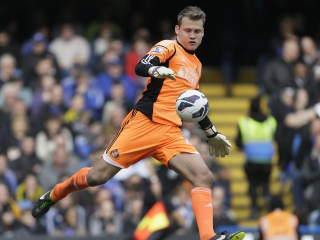 Should Pepe Reina depart for Barcelona, Sunderland number one Simon Mignolet is believed to be a target.