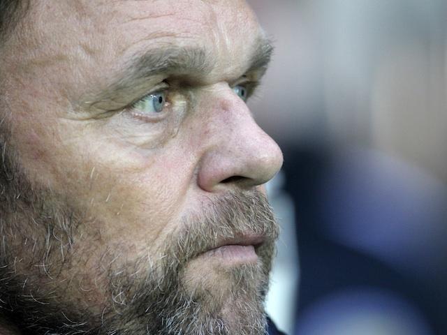 Australia coach Holger Osieck on August 15, 2012