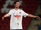 Leyton Orient's David Mooney in action on November 14, 2012