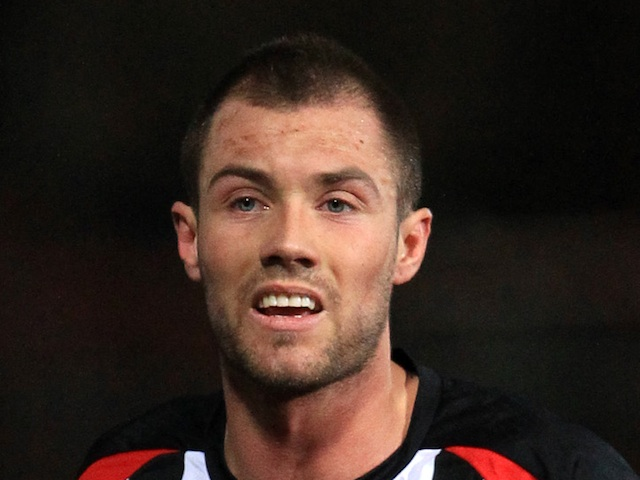 Jordan McMillan, when playing for Dunfermline on February 7, 2012