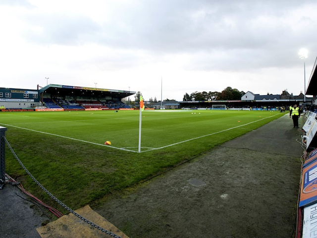 Ross County's Victoria Park photographed on September 21, 2011