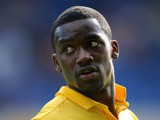 Oxford United's Jon-Paul Pittman during the League Two match against Exeter on September 8, 2012