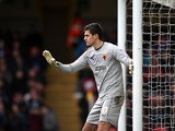 Watford keeper Jonathan Bond in action on March 29, 2013