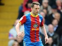 Crystal Palace's Stephen Dobbie in action on May 4, 2013