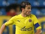 Javi Venta, in action for Villarreal on September 17, 2009