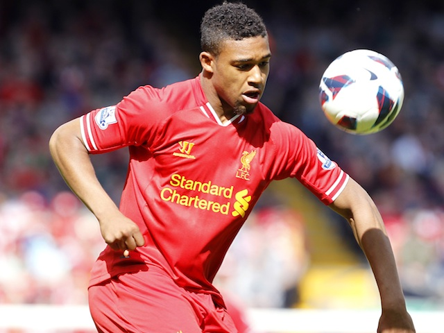 Liverpool's Jordan Ibe in action against QPR on May 19, 2013