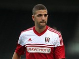 Fulham's Adel Taarabt in action during a friendly match against Parma on August 10, 2013
