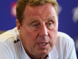 QPR manager Harry Redknapp during a press conference on August 2, 2013