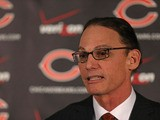 Trestman is introducted as the new head coach of the Chicago Bears at Halas Hall on January 17, 2013