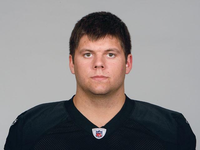 Jared Veldheer of the Oakland Raiders poses for his NFL headshot circa 2011