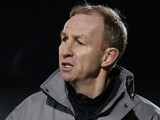 Torquay boss Alan Knill on the touchline on March 29, 2013