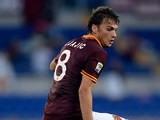 Roma's Adem Ljajic in action during the match against Hellas Verona on September 1, 2013