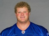 Eric Wood of the Buffalo Bills poses for his NFL headshot circa 2011