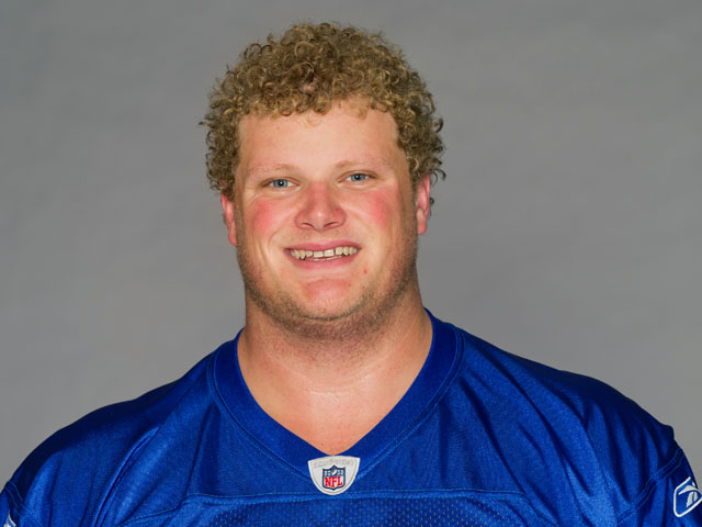 Eric Wood of the Buffalo Bills poses for his NFL headshot circa 2011