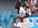 Paris Saint-Germain's Mohamed Sissoko in action during a friendly match against Chelsea on July 27, 2013