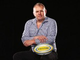 Dean Richards the Newcastle Falcons Director of Rugby poses for a photograph while attending the Aviva Premiership Season Launch 2013-2014 at Twickenham Stadium on August 29, 2013