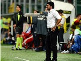 US Citta di Palermo coach Gennaro Gattuso looks on during the Serie B match between US Citta di Palermo and Empoli FC on August 31, 2013