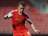 Steven Davis of Southampton in action during the pre season friendly match between Southampton and Real Sociedad at St Mary's Stadium on August 10, 2013