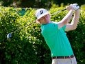 Brandt Snedeker in action during the first round of the BMW Championship on September 12, 2013