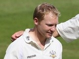 Surrey captain Gareth Batty on September 9, 2010
