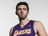 LA Lakers' Ryan Kelly at photo-call on August 6, 2013