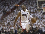 Miami Heat's Dwyane Wade in action against San Antonio Spurs on June 18, 2013
