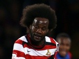 Pascal Chimbonda of Doncaster during the npower Championship match against Crystal Palace on March 27, 2012
