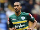 Karl Henry of Queens Park Rangers during the Sky Bet Championship match between Bolton Wanderers and Queens Park Rangers at Reebok Stadium on August 24, 2013