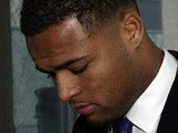 Manchester City youth football player Courtney Meppen-Walter arrives at The Crown Court in Manchester, north-west England, on February 28, 2013 for sentencing after admitting causing the death of two people, Kulwant Singh and Ravel-Kaur Singh, on 1 Septem