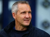 Caretaker manager Keith Millen of Crystal Palace looks on during the Barclays Premier League match between Crystal Palace and Everton at Selhurst Park on November 9, 2013