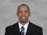 Pep Hamilton of the Chicago Bears poses for his 2009 NFL headshot