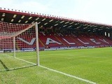 A general view of Charlton Athletic's home ground The Valley on July 27, 2013