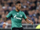 Schalke's Dennis Aogo in action against Basel during their Champions League group match on October 1, 2013