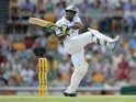 Michael Carberry of Australia bats during day two of the First Ashes Test match between Australia and England at The Gabba on November 22, 2013